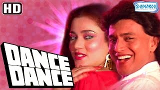 Dance Dance (HD) – Mithun Chakraborty – Mandakini – Smita Patil – Amrish Puri – Hindi Full Movie