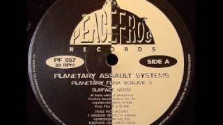 Planetary Assault Systems - Surface Noise