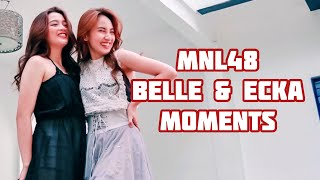 Download lagu Compilation of BECKA moments (MNL48 Belle & Ecka)
