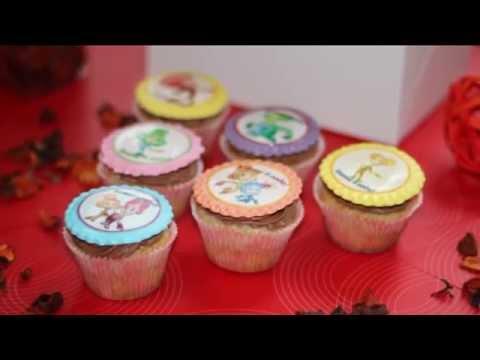 Кексы Фиксики. The Fixies cupcakes