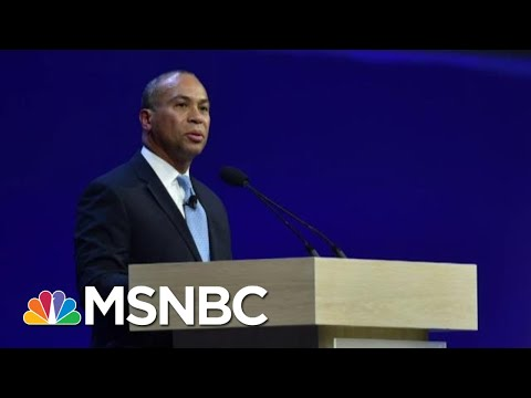 Deval Patrick's Problems If He Enters 2020 Presidential Race   MTP Daily   MSNBC