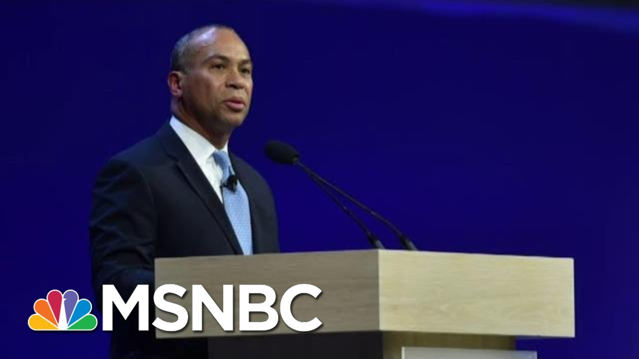 Former Massachusetts Gov. Deval Patrick enters the 2020 ...