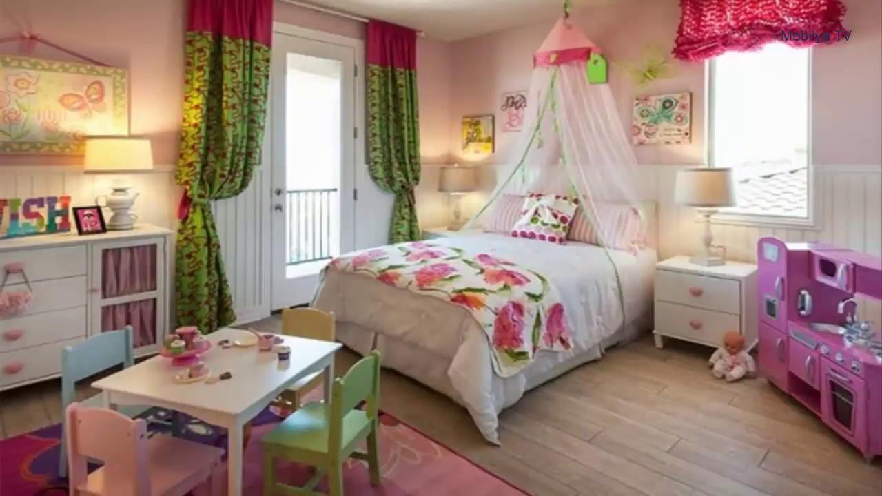 Çocuk ve Genç yatak odası modelleri - YouTube