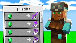 Minecraft Dar Satenii Au Trade-uri OP...
