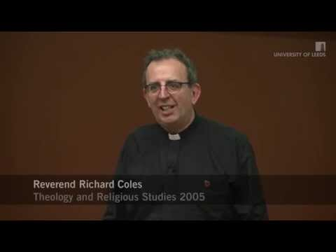 Annual alumni lecture with Reverend Richard Coles