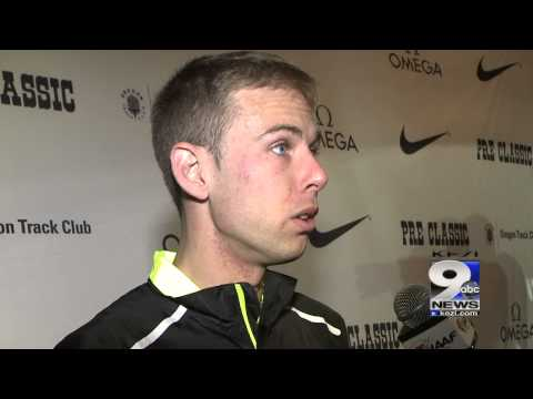 Galen Rupp After Setting American Record In The 10,000 Meters