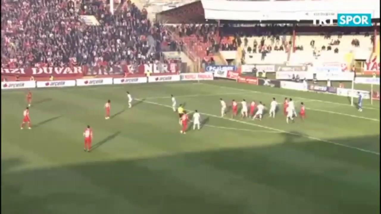 Samsunspor 0-0 Bandırmaspor   Maç Özeti HD