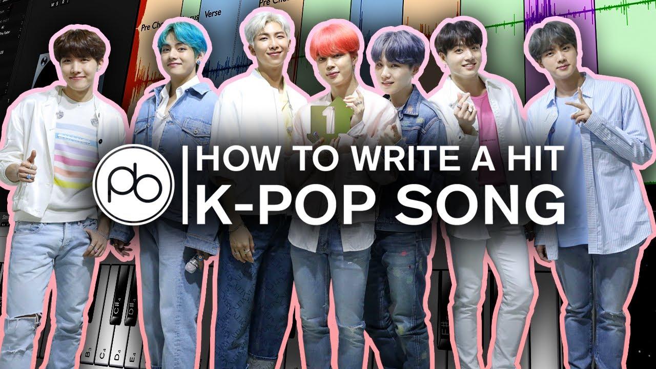 An Analysis of BTS' Blood Sweat & Tears on Logic Pro X