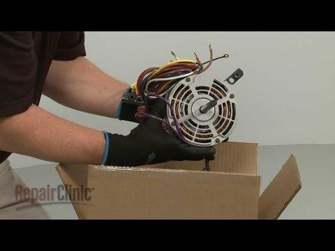 Blower Motor - Lennox Furnace