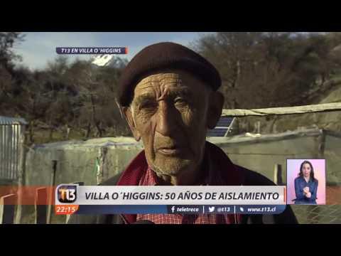 Villa O'higgins: 50 años de aislamiento