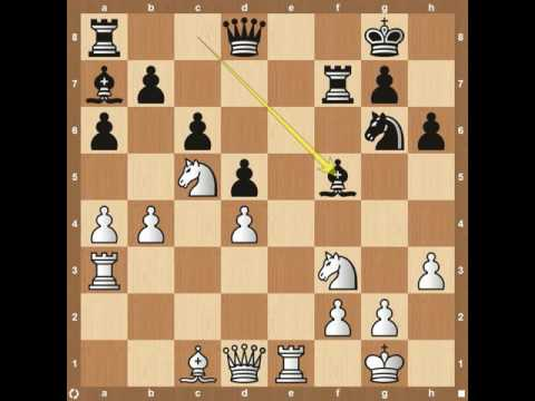 2016 World Chess Championship Game 5 Carlsen vs Karjakin