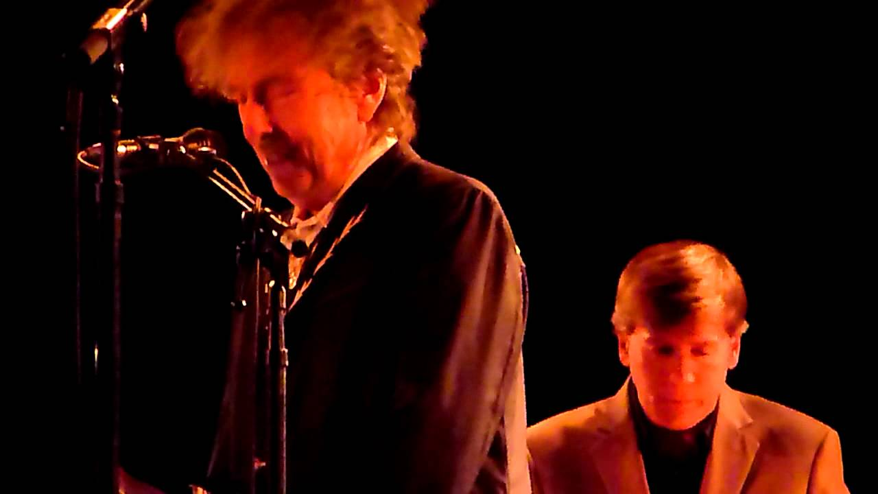 Bob Dylan -- DUQUESNE WHISTLE -- Hamburg - CCH -19 october ...