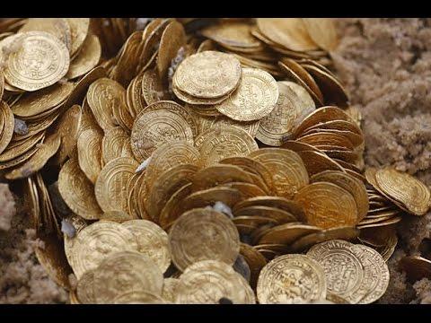 Encuentran 2 mil monedas de oro en el fondo del mar de israel youtube - Fotos fondo del mar ...