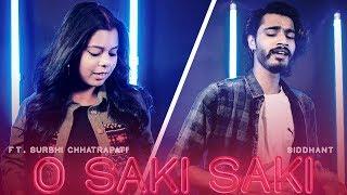 Gambar cover O SAKI SAKI Video| Cover | Nora Fatehi, , Neha K, Tulsi K, B Praak, Vishal-Shekhar