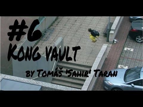 Kong Vault Parkour Tutorial | Tomáš ´Sahir´ Taran