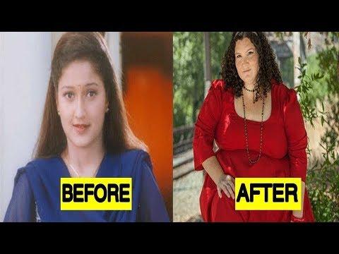 గుర్తు పట్టకుండా మారిపోయిన హీరోయిన్స్ | 30 Tollywood Actress Shocking Transformation | Gossip Adda