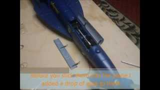 How to assemble the Exceed RC F-18 edf jet w/ retracts (kit): Part 1