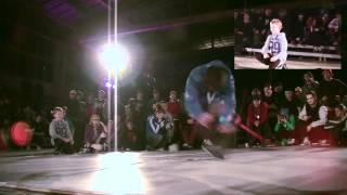 Minigun vs. Adasiowy | Adidas Originals Rocks the Floor | WWW.BREAK.PL