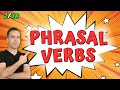 Phrasal Verbs 2/38: Back away, Back off, Back up, Bail out, Black out, Blow away, Blow up
