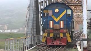 Русский железнодорожник, получивший травму в Северной Корее, доставлен домой локомотивом