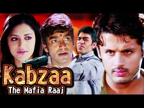 Best Action Movie of Nitin | Kabzaa - The Mafia Raaj (Victory) | Hindi Dubbed Movie