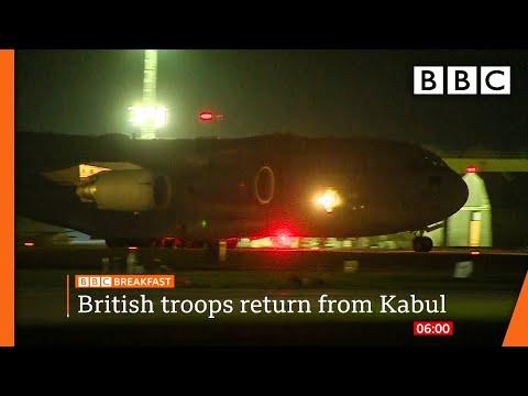 Afghanistan: UK pressure over Taliban safe passage pledge @BBC News live 🔴 BBC