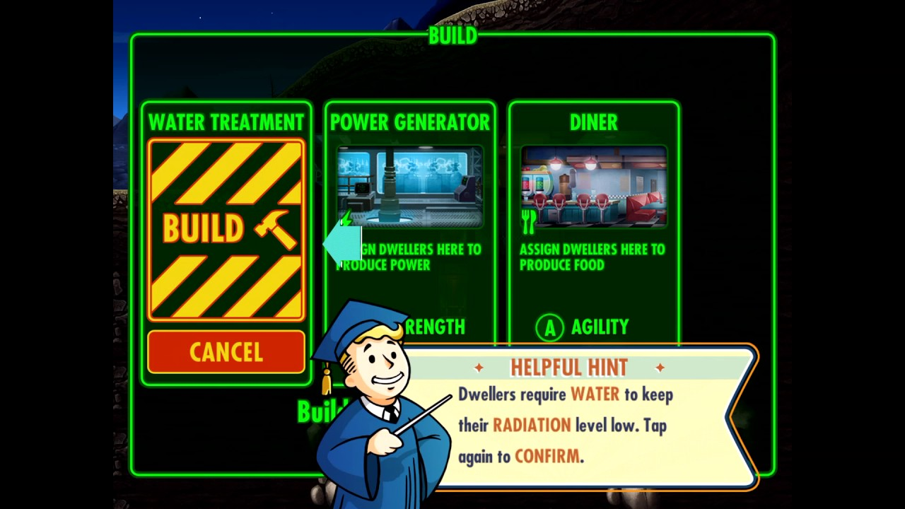 fallout shelter cheats for android