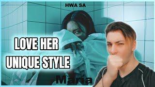 SHE IS SO POWERFUL! [MV] 화사 (Hwa Sa) - 마리아 (Maria)