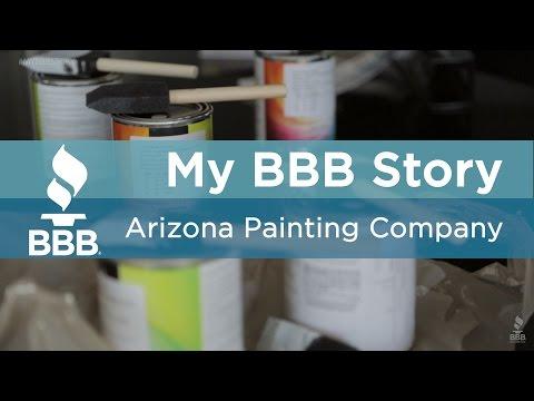 My BBB Story: Arizona Painting Company