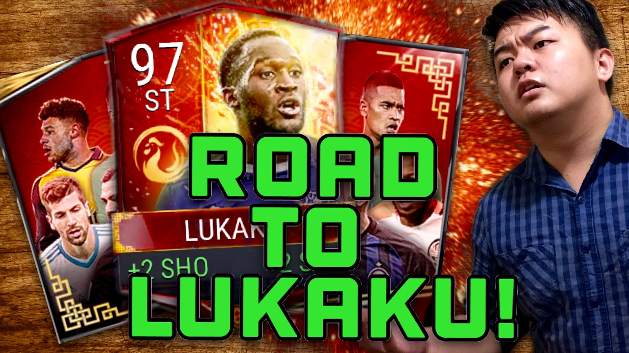 5 LUNAR PACK OPENING!! ROAD TO 97 LUKAKU!! FIFA MOBILE IOS  ANDROID