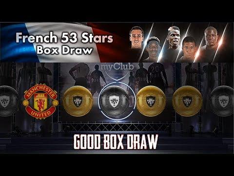 France 53 Stars Box Draw Opening PES 2018