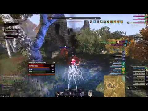 ESO Homestead Dual Wield Magicka Sorcerer Outnumbered PvP #27