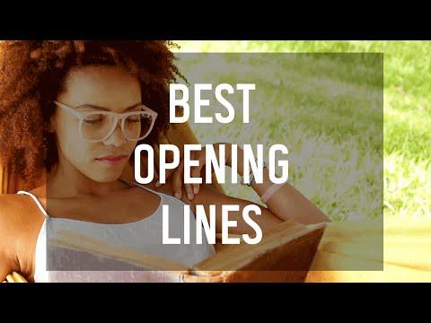 11 Best Opening Lines