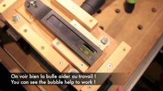 Video 251 - Niveau Bulle Et Ponceuse - Bubble And Sander Level