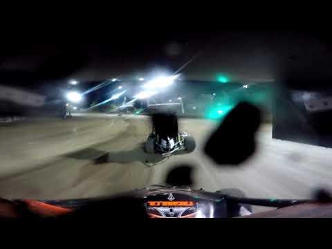 Delta Speedway Turkey Bowl 10/26/18 Jr Sprint Qualifier GoPro