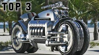 TOP 3: AS MOTOS MAIS CARAS DO MUNDO!
