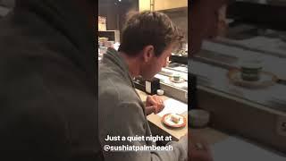 Chris Hemsworth Instagram Dad