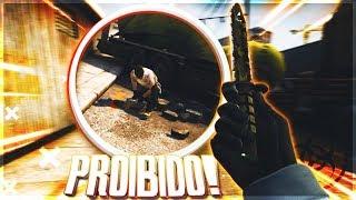 5 COISAS PROIBIDAS DE SE FAZER EM CAMPEONATOS DE CS:GO! (absurdo!) ‹ Toxic ›