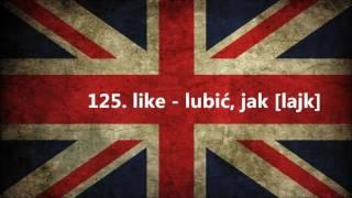 1000 najczęściej używanych słów w języku angielskim część 12