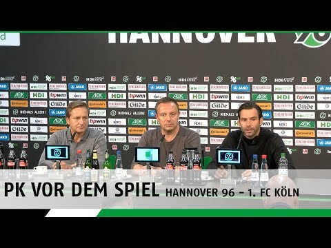 PK vorm Spiel | Hannover 96 - 1. FC Köln
