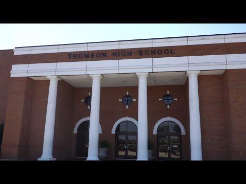 GNL Home Team Spotlight   Thomson High School