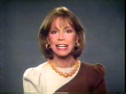 Download Mary Tyler Moore 1986 juvenile diabetes PSA