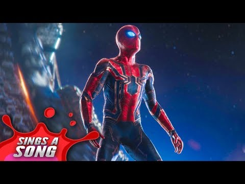 Spider-Man Sings Tony We Love You 3000 (Avengers Endgame Parody Watch Before Far From Home)