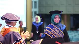 HIGHLIGHT WISUDA UNIVERSITAS AL AZHAR INDONESIA KE-19