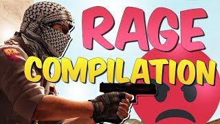 CS:GO - Rage Compilation! #4
