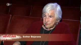 Esther Bejarano und die Microphone Mafia bei Menschen - Das Magazin im ZDF