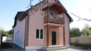 Дом на 2 семьи 200 м2