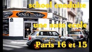 SCHOOL CONDUITE AVIS AUTO-ECOLE