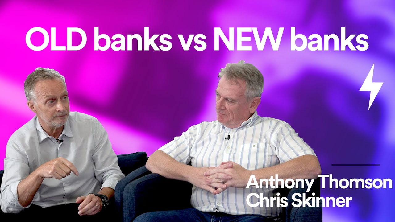 Founder of 86 400, Metro Bank: How digital banks succeed and fail    INTERVIEW