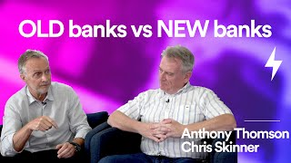 Founder of 86 400, Metro Bank: How digital banks succeed and fail | INTERVIEW